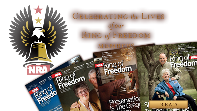 Ring of Freedom Magazine
